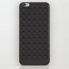 geometric scales iPhone & iPod Skin
