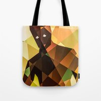 groot Tote Bags featuring Groot by Eric Dufresne
