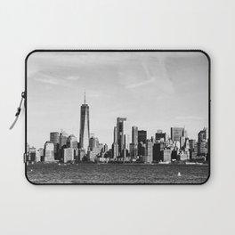 New York City Skyline Photography Laptop Sleeve