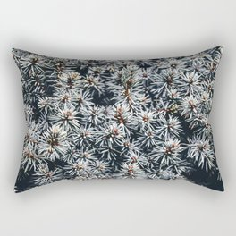 Floral Photography Rectangular Pillow