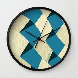 Leblon Wall Clock