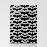 bats Stationery Cards featuring Bats by Sney1