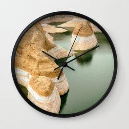 Glen canyon 5 Wall Clock