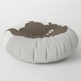 Coffee/Tea Floor Pillow