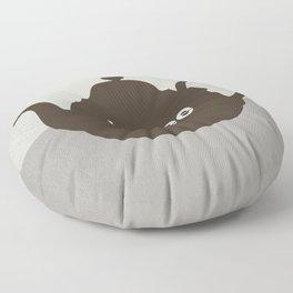 Coffee/Tea Floor Pillow