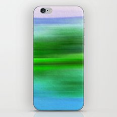 EARTH POEM iPhone & iPod Skin
