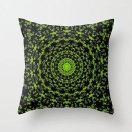 Another simetry Throw Pillow