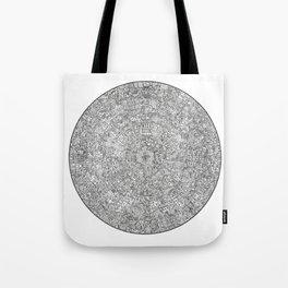 The Inner Hive Tote Bag