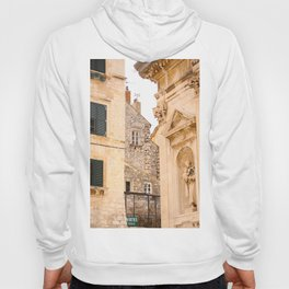 Terrace in Old Town Europe #decor #society6 Hoody
