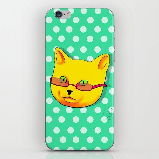Pop Cat iPhone & iPod Skin