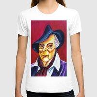 quentin tarantino T-shirts featuring QUENTIN CRISP by Matthew Z Kessler