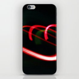 Red Coil (iPhone Cover) iPhone Skin