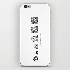 DIGIVOLUTION iPhone & iPod Skin