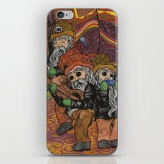 Doom Party iPhone & iPod Skin