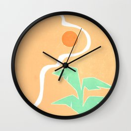 Barcelona no. 2 Wall Clock