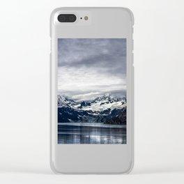 Majestic Landscape Clear iPhone Case