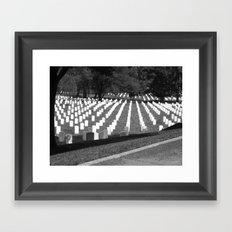 The Price of Freedom Framed Art Print