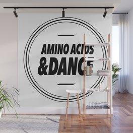 Amino Acid & Dance Wall Mural