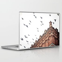 Citys Bird Sanctuary Laptop & iPad Skin
