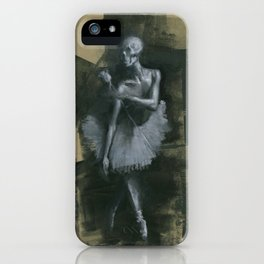 The Dark Dancer iPhone Case