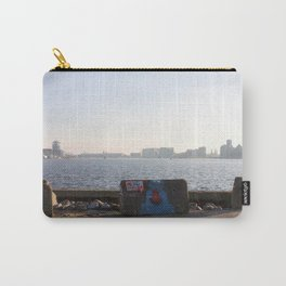 Harbour views from Amsterdam North Carry-All Pouch