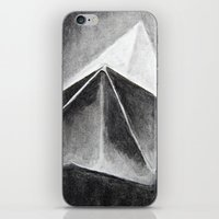 origami iPhone & iPod Skins featuring ORIGAMI by The Traveling Catburys