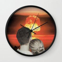 Schatz, es ist alles in Ordnung Wall Clock