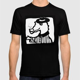 How do you do, Mr Crocodile T-shirt