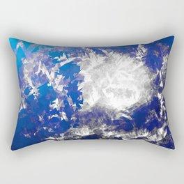 Ice Burst Rectangular Pillow