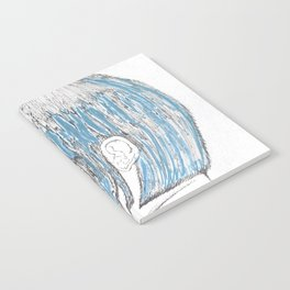 Self Portrait Notebook