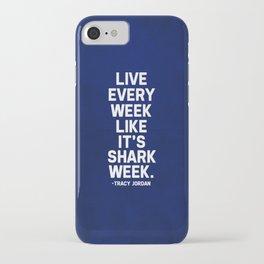 30 Rock - Tracy Jordan iPhone Case