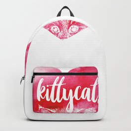 kittykat Backpack