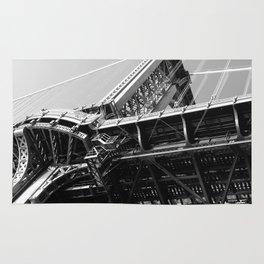 Manhattan Bridge 1 Rug