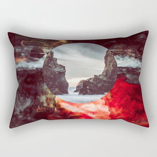 rise 2 Rectangular Pillow