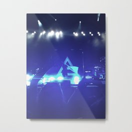 Thirty Seconds to Mars Metal Print