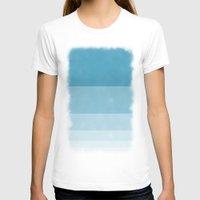 fibonacci T-shirts featuring Fibonacci Abstract by Justin Hoffman