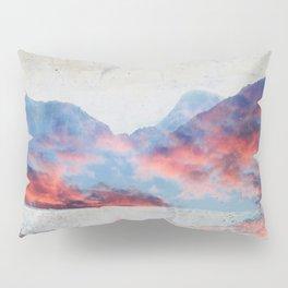 Fall Mountains Pillow Sham