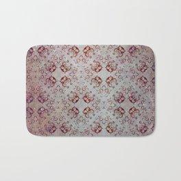 Damask Vintage Pattern 03 Bath Mat