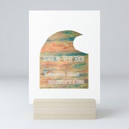 Red Tide Mini Art Print