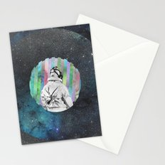 Space Finder Stationery Cards