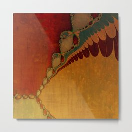 Southwestern Sunset 2 Metal Print
