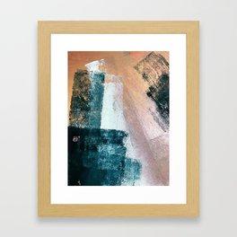 Dawn Gerahmter Kunstdruck