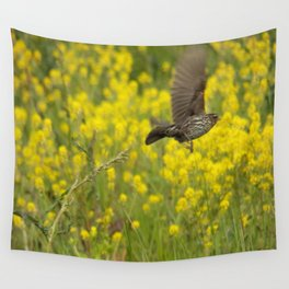 Take off!  Wall Tapestry
