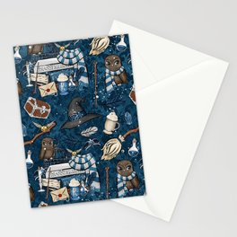 Hogwarts Things Stationery Cards