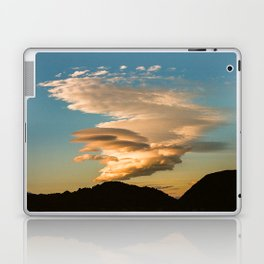 Clouds over the Sierra Nevada Laptop & iPad Skin