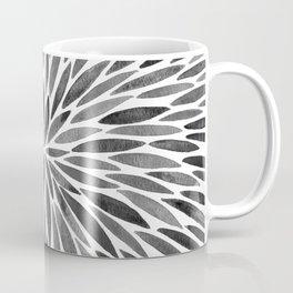 Blackened Burst Coffee Mug