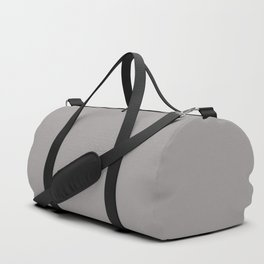 Ash Gray A09D9C Spring Summer Duffle Bag