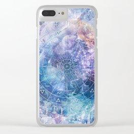 Rhiannon II Clear iPhone Case