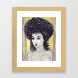 The Emperor's Paramour Framed Art Print