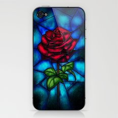 Eternal Rose. iPhone & iPod Skin